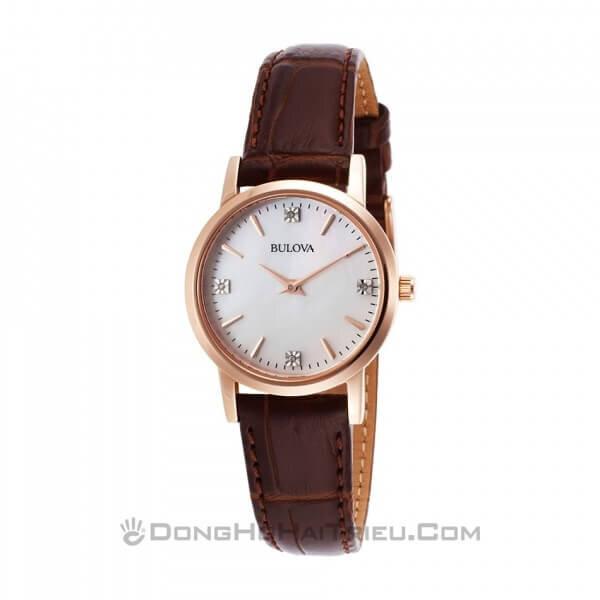 Đồng hồ nữ Bulova 97P105