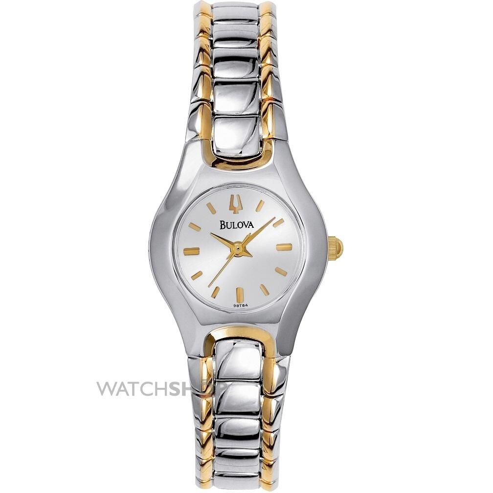 Đồng hồ nữ Bulova 98T84 – Dây Kim Loại