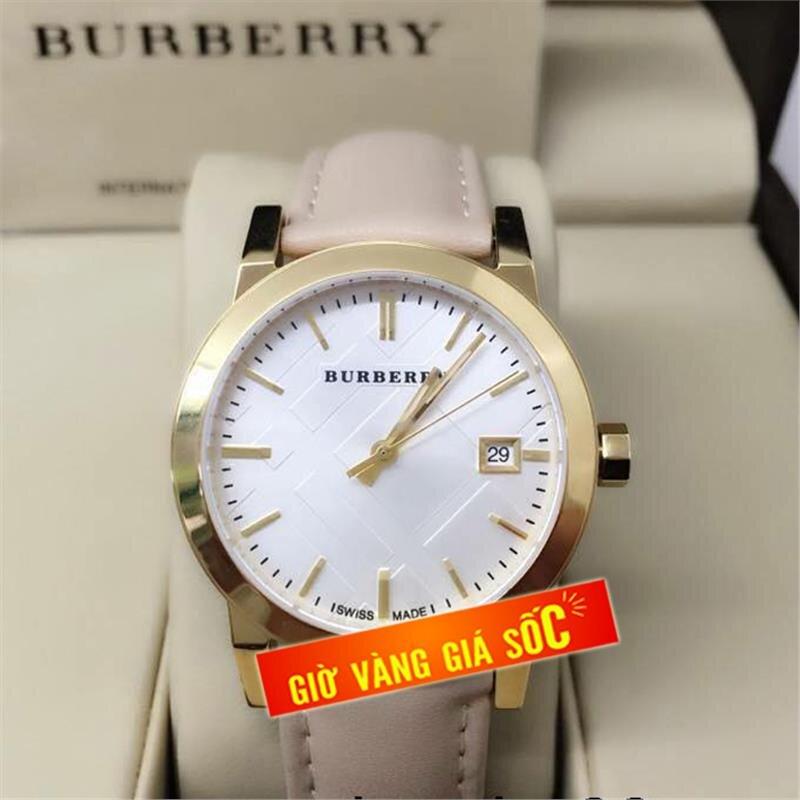 Đồng hồ nữ Burberry BU160