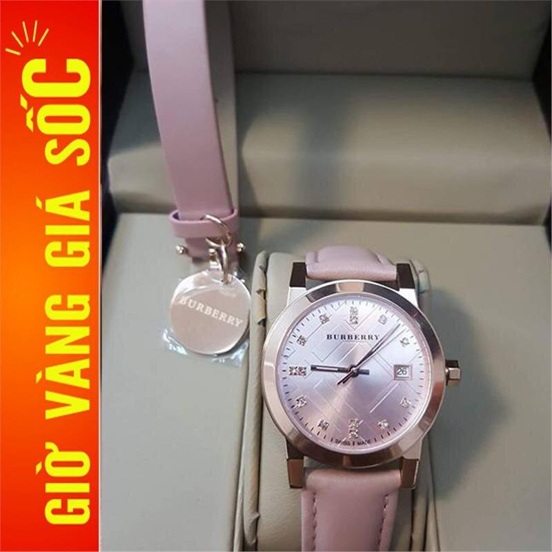 Đồng hồ nữ Burberry Diamond BU241
