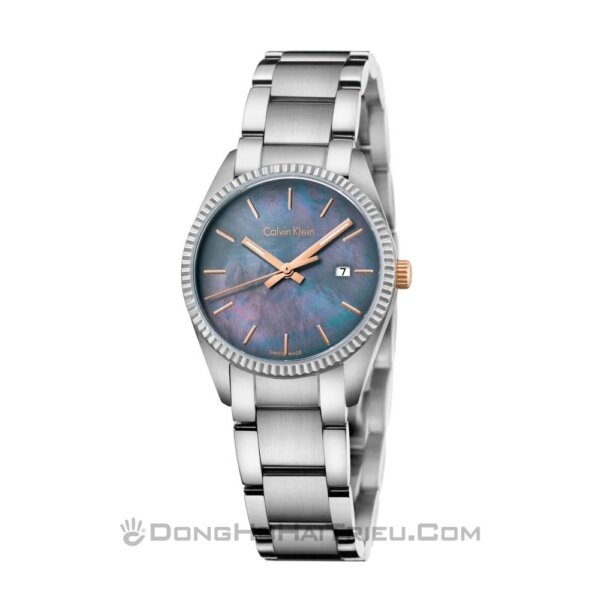 Đồng hồ nữ Calvin Klein K5R33B4Y – Dây Kim Loại
