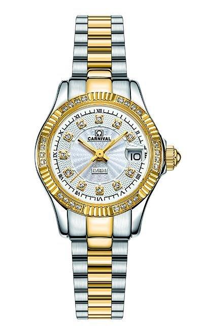 Đồng hồ nữ Carnival L69101.301.616