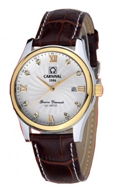 Đồng hồ nữ Carnival L18301.201.633