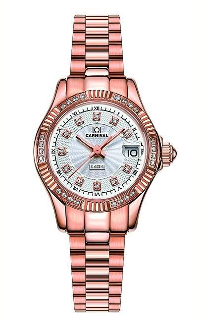 Đồng hồ nữ Carnival L69101.301.414