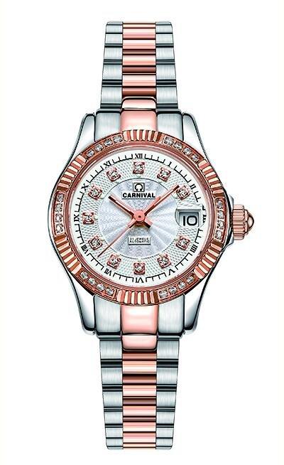Đồng hồ nữ Carnival L69101.301.717