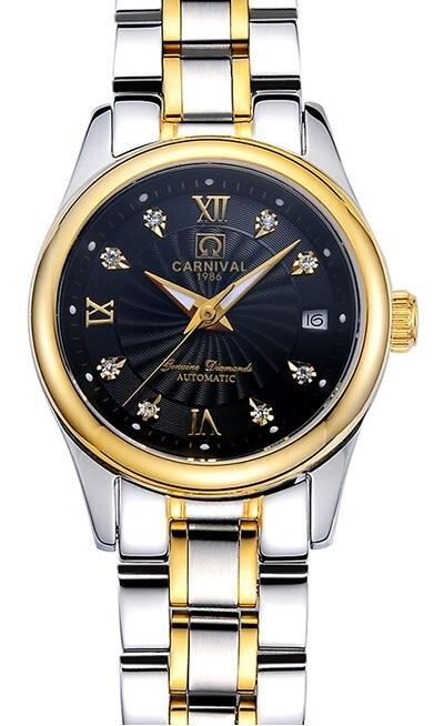 Đồng hồ nữ Carnival L18301.102.616