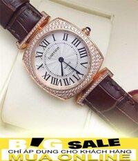 Đồng hồ nữ Cartier Diamond CA.81