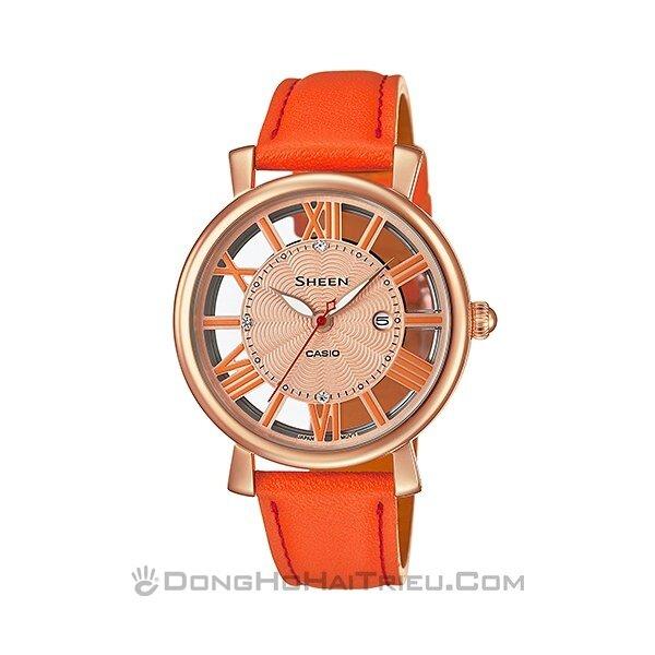 Đồng hồ nữ Casio - SHE-4047PGL
