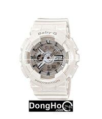 Đồng hồ nữ Casio BA-110 - màu 7A3DR, 7A2DR, 7A1DR, 8ADR, 1ADR