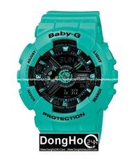 Đồng hồ nữ Casio BA-111 - màu 1ADR, 3ADR, 9ADR, 4A2DR