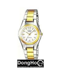 Đồng hồ nữ Casio LTP-1253SG - màu 7ADF, 9ADF