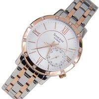 Đồng hồ nữ Casio SHE-3046SGP – Dây Kim Loại
