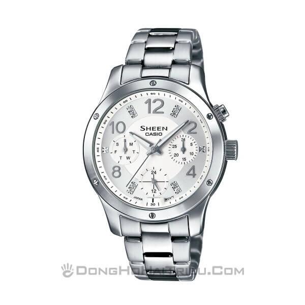 Đồng hồ nữ Casio SHE-3807D