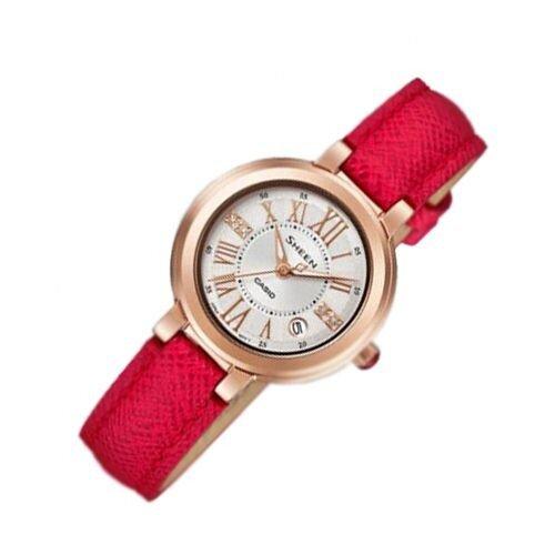 Đồng hồ nữ Casio SHE-4029PGL