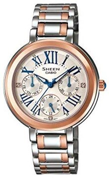 Đồng hồ nữ Casio Sheen SHE-4524SPG