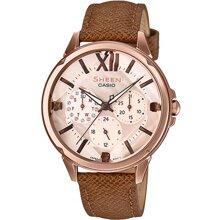 Đồng hồ nữ Casio Sheen SHE-3056PGL