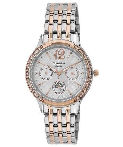 Đồng hồ nữ Casio Sheen SHE-3030BSG-7AUDR