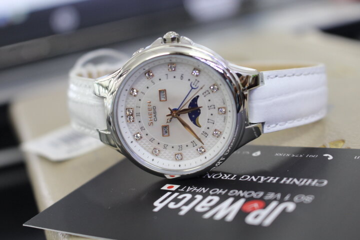 Đồng hồ nữ Casio Sheen SHE-3045L-7AUDR