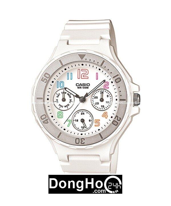 Đồng hồ nữ chính hãng Casio LRW-250H - màu 4A, 7B, 9A1