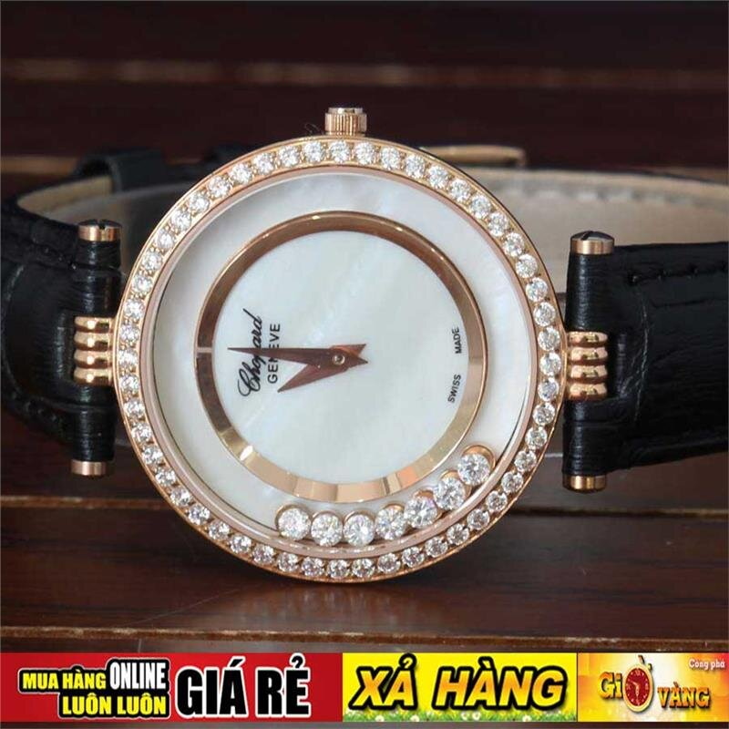 Đồng hồ nữ Chopard Diamond CP.04