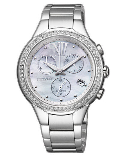 Đồng hồ nữ Citizen Eco-Drive FB1320-59A