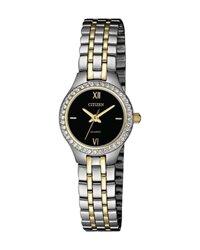 Đồng hồ nữ Citizen EJ6144-56E