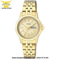 Đồng hồ nữ Citizen EQ0603 - dây kim loại