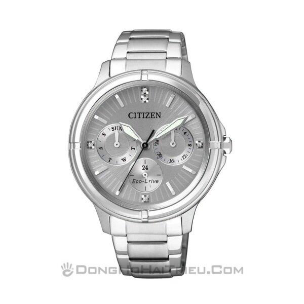 Đồng hồ nữ Citizen FD2030 - dây kim loại