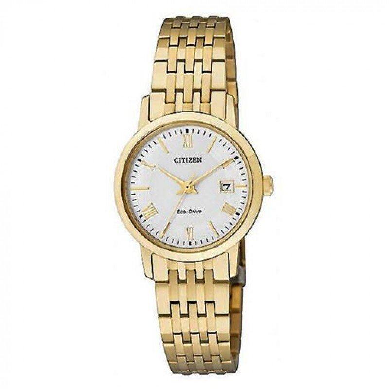 Đồng hồ nữ Citizen Gold Queen