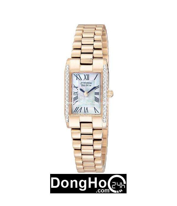 Đồng hồ nữ Citizen nữ Eco-Drive EW9813-50D