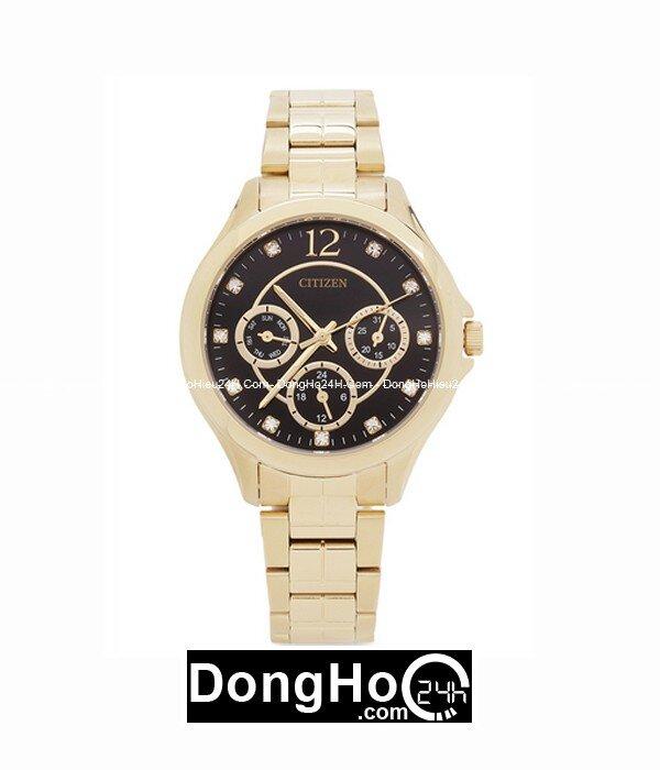 Đồng hồ nữ Citizen Quartz ED8142 - màu 51P, 51E