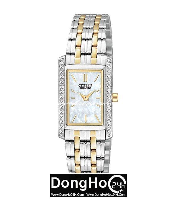 Đồng hồ nữ Citizen Quartz EK1124-54D