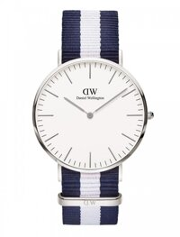 Đồng hồ nữ Classic Glasgow - 0602DW - Silver 36mm