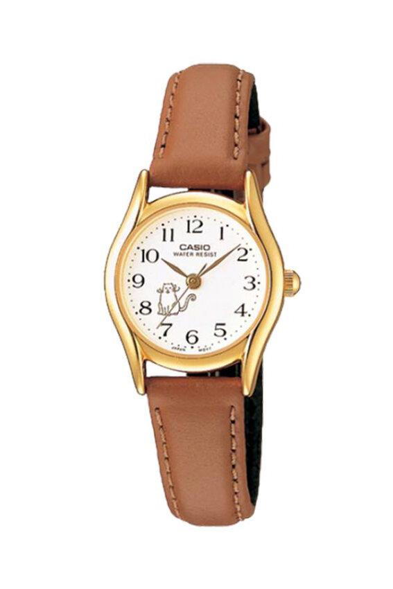 Đồng hồ nữ dây da Casio LTP-1094Q-7B8