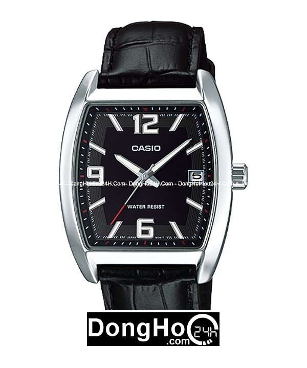 Đồng hồ nữ dây da Casio MTP-E107L màu 1A, 7A