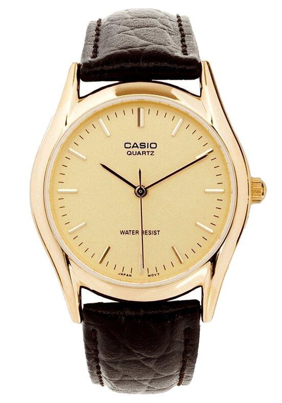 Đồng hồ nữ dây da Casio LTP-1094Q-9A