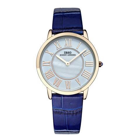 Đồng hồ nữ dây da IBSO 2202