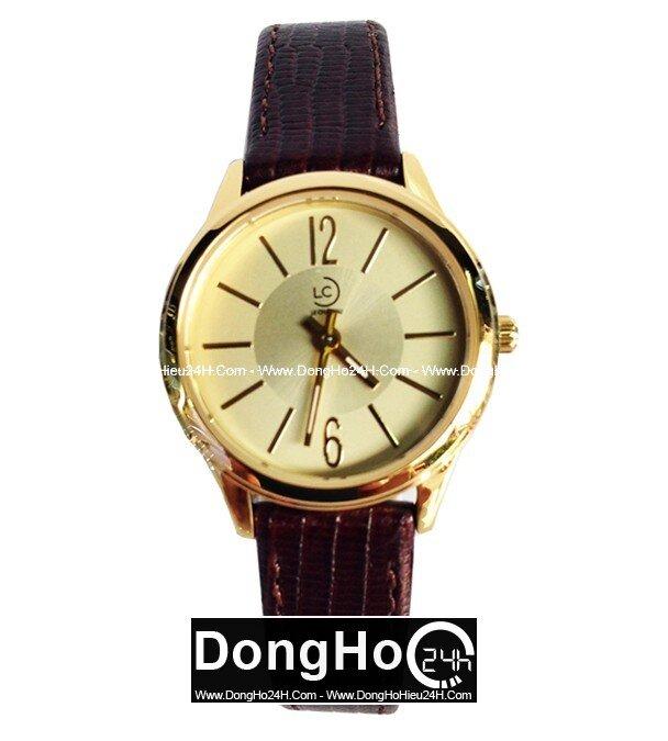 Đồng hồ nữ dây da Le Chateau L39.252.04.5.1