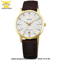Đồng hồ nữ dây da Orient FUNG6003W0