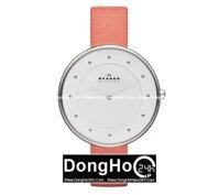 Đồng hồ nữ dây da Skagen SKW2135/ SKW2134