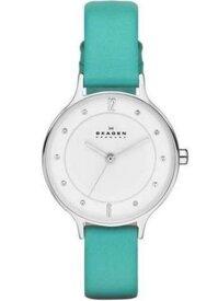 Đồng hồ nữ dây da Skagen SKW2143/ SKW2144