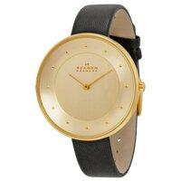 Đồng hồ nữ dây da Skagen SKW2262