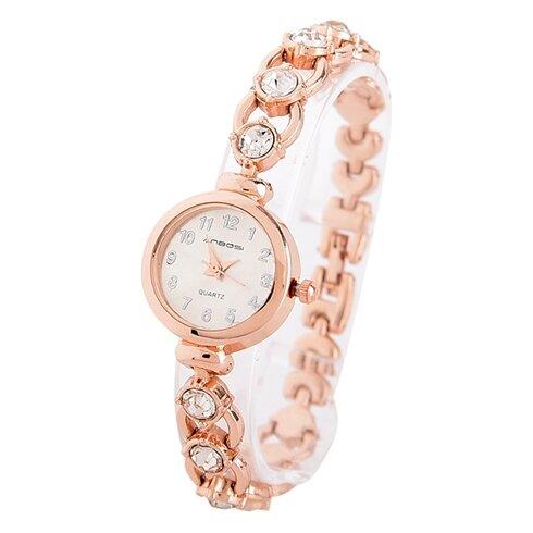 Đồng hồ nữ dây đính đá lấp lánh GE054 TSG