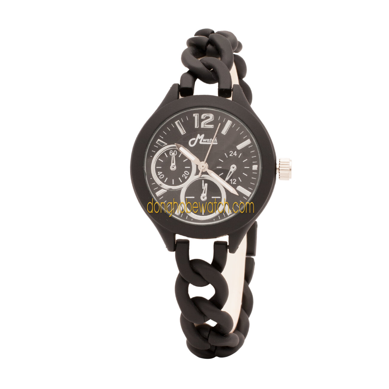 Đồng hồ nữ dây kim loại Mwatch MW885