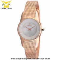 Đồng hồ nữ dây kim loại Obaku V130LXVVMV