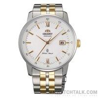 Đồng hồ nữ dây kim loại Orient SER02001W0