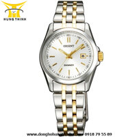 Đồng hồ nữ dây kim loại Orient SSZ3W001W0