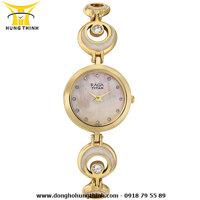 Đồng hồ nữ dây kim loại Titan 2540YM03