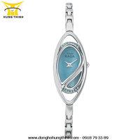 Đồng hồ nữ dây kim loại Titan 9935SM01