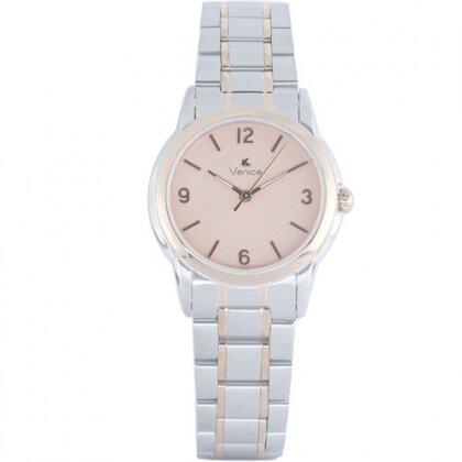Đồng hồ nữ dây kim loại Venice C2531SLXAVSA